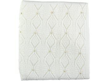 одеяло вязанное 203813