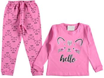 Пижама детская 1/3 года фуксия 315696